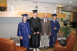 Senator & Grads